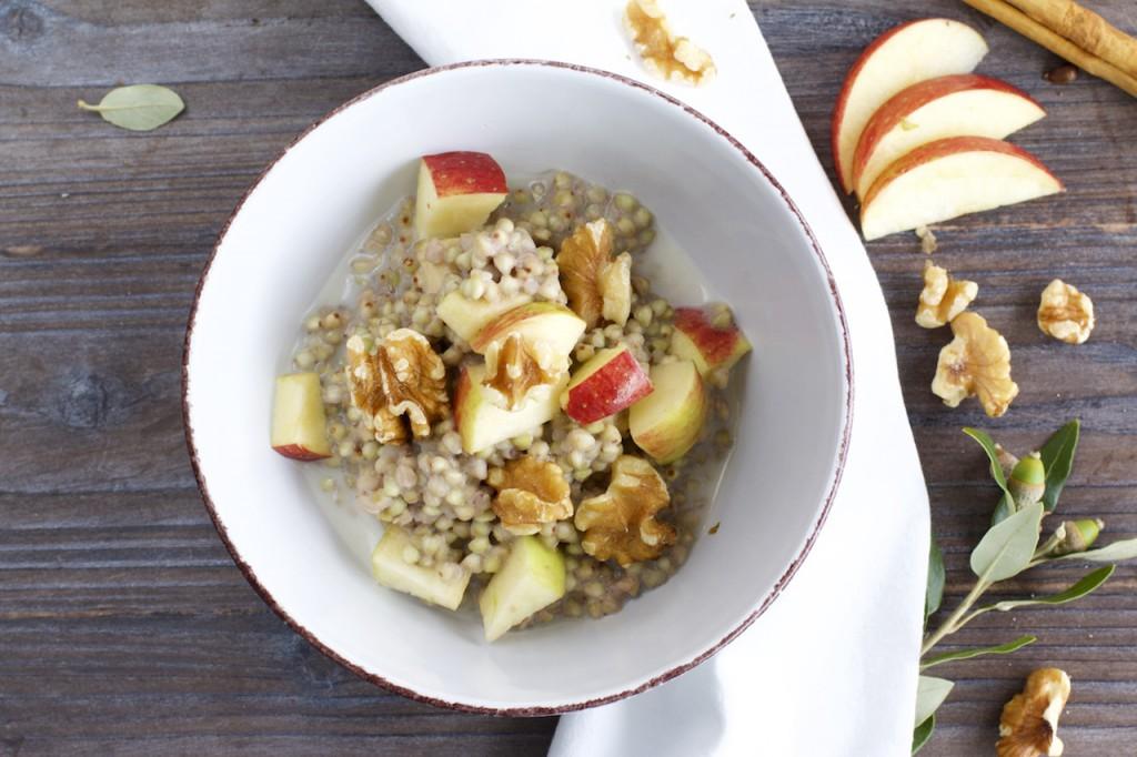 Apfel_Buchweizen_Porridge