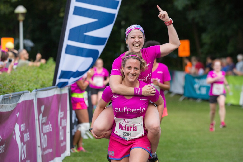 Womensrun Berlin 2015