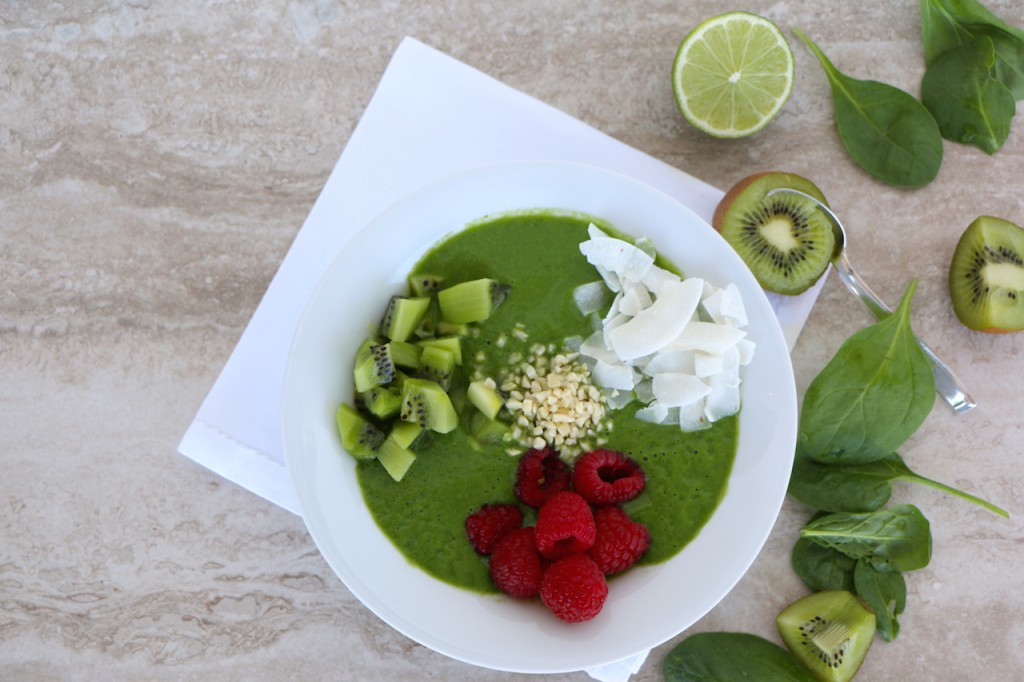 Greensmoothiebowl