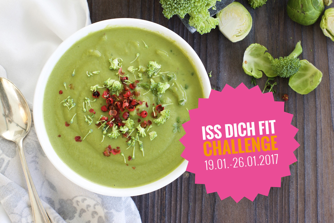 Iss Dich fit Challenge 2017