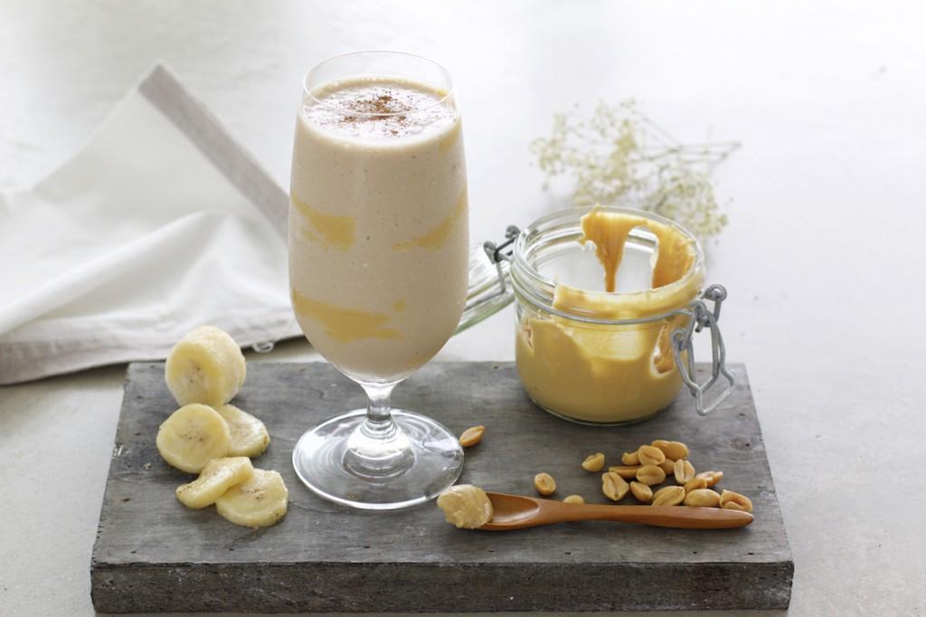 Erdnusmus_Bananen_Shake_0637