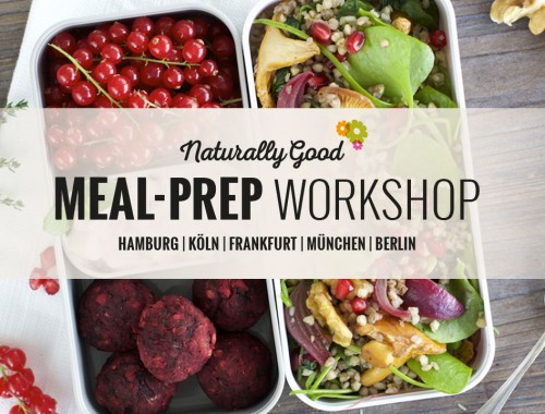 Meal Prep Workshops 2018