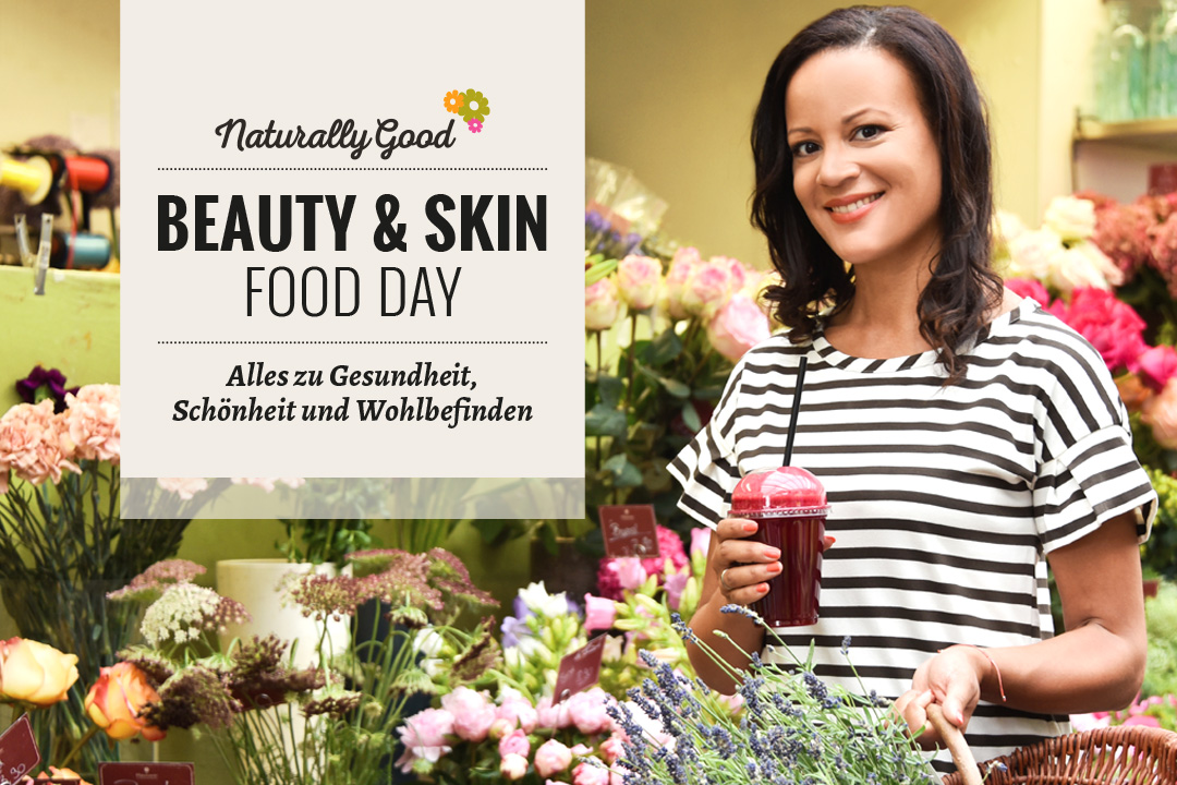 1. Beauty & Skin Food Day