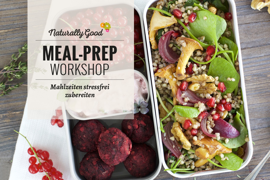 Meal Prep Workshops 2019