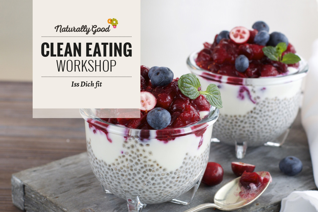 Clean Eating Workshops 2019