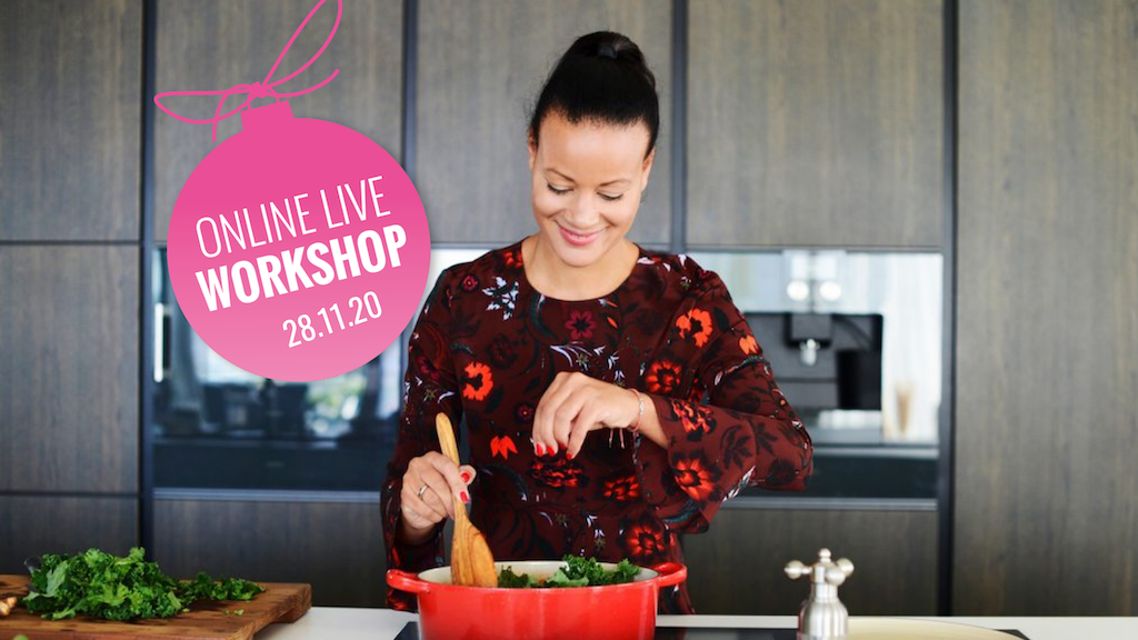 Clean Eating X-Mas Cooking Workshop