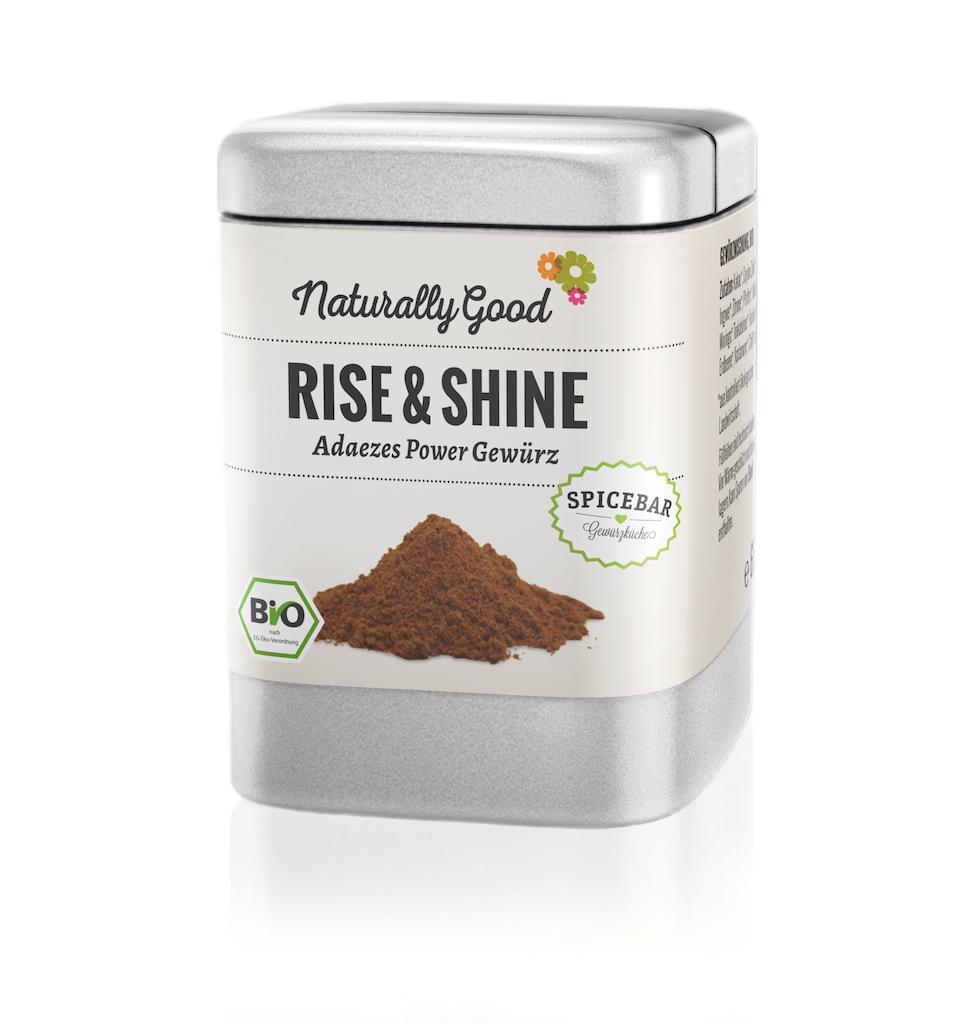 Mein Rise & Shine Gewürz
