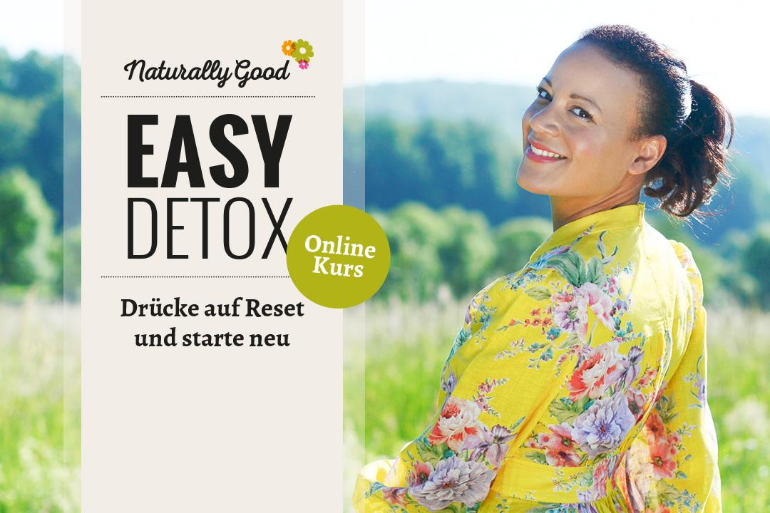 EASY DETOX – Online Kurs