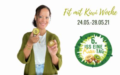 """Mach mit bei der kostenlosen """"Fit mit Kiwi Woche"""" mit Zespri Kiwi*"""