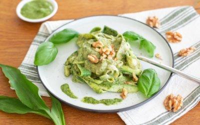 Pasta Inspiration für die Woche: 5x anders, gesund & lecker.